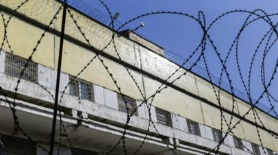 Во ФСИН рассказали о скончавшихся людях от COVID-19 во время отбывания наказания