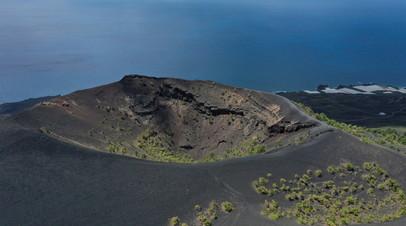 На испанском острове Пальма произошло извержение вулкана