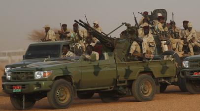 В США осудили попытку переворота в Судане