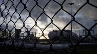 Газовые объекты в Гронингене