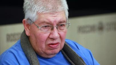 Давид Шнейдеров высоко оценил профессиональные качества Кирилла Разлогова