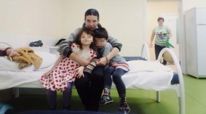 У матери в Ростовской области изъяли детей из-за бытовых условий