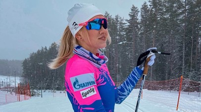 Российская биатлонистка Сидорова получит украинское гражданство