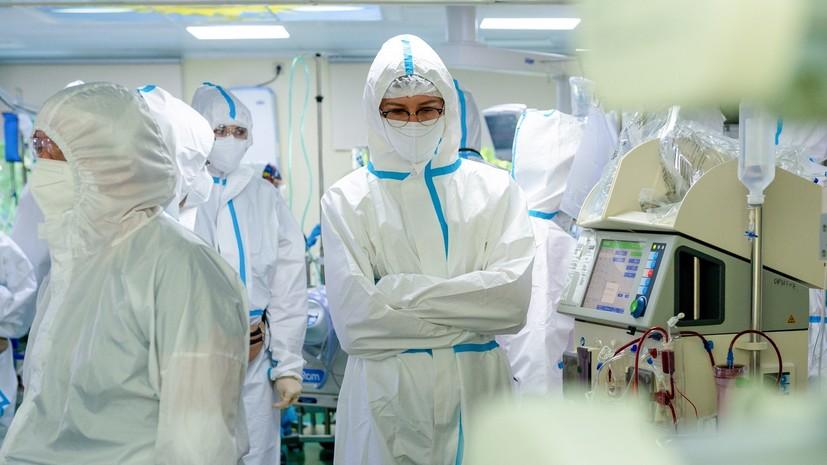 Вирусолог связал рост заболеваемости COVID-19 c улучшением диагностики