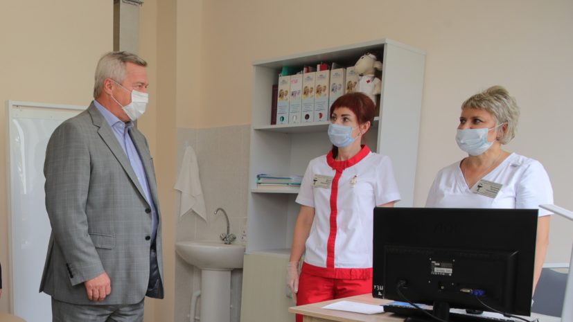 В Ростовской области усилили меры по борьбе с коронавирусом