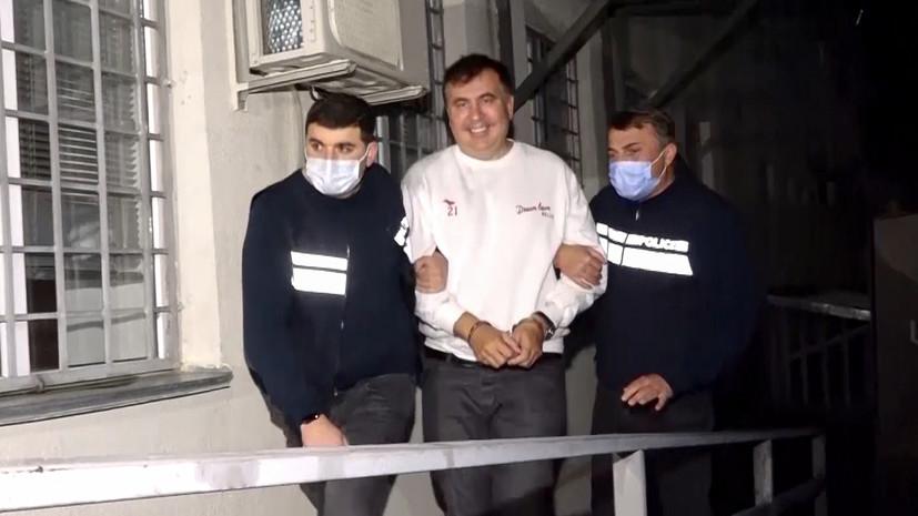Премьер Грузии: Саакашвили сможет вернуться на Украину, отсидев весь срок