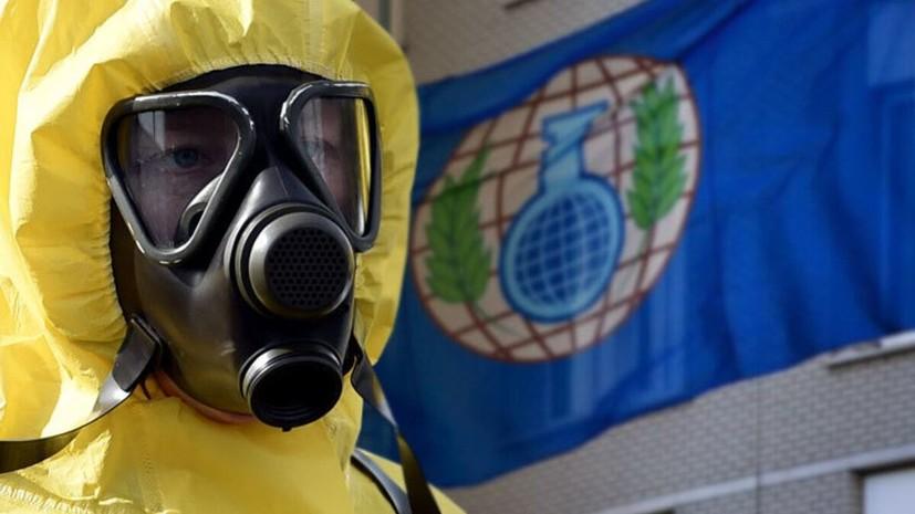 В посольстве России призвали США уничтожить своё химоружие