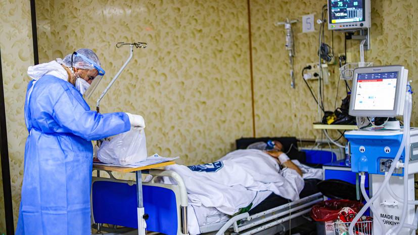 Учёные назвали основной фактор для борьбы пациента с COVID-19