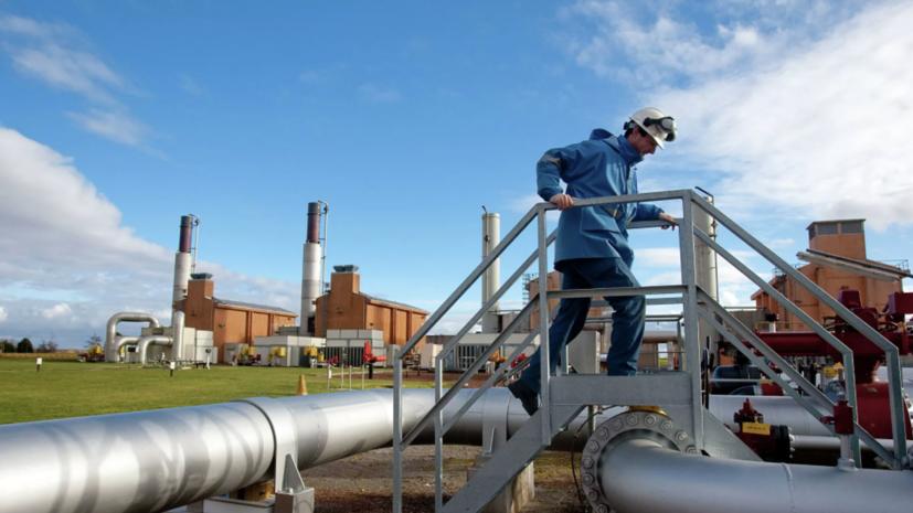 Цена на газ в Европе впервые превысила $1600 за тысячу кубометров