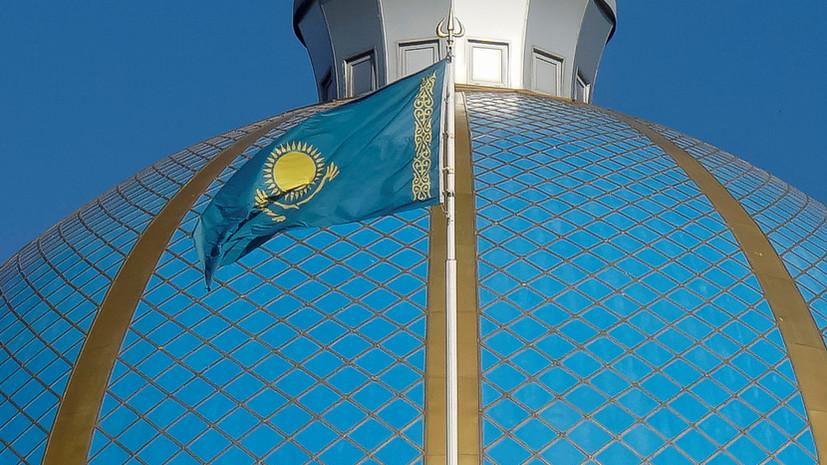 В Казахстане обяжут использовать на вывесках и знаках казахский язык