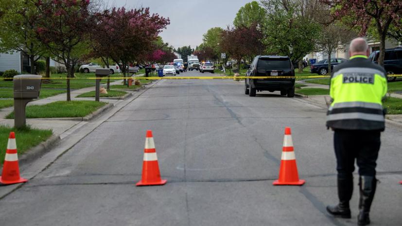В США задержали устроившего стрельбу в школе Техаса
