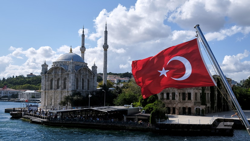 В Турции парламент ратифицировал Парижское соглашение по климату
