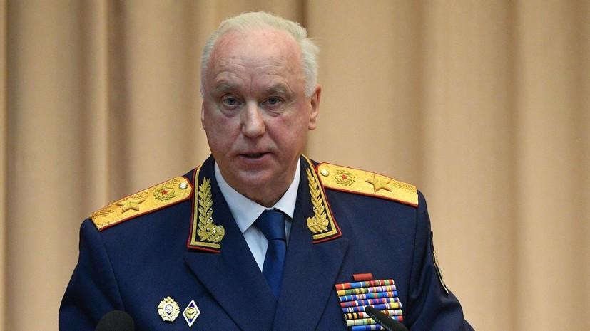 Медалью «Доблесть и отвага»: Бастрыкин поручил наградить заступившегося за девушку в московском метро мужчину