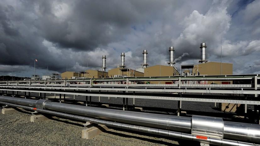 Ценовой разворот: цены на газ в Европе упали на четверть после заявлений Владимира Путина