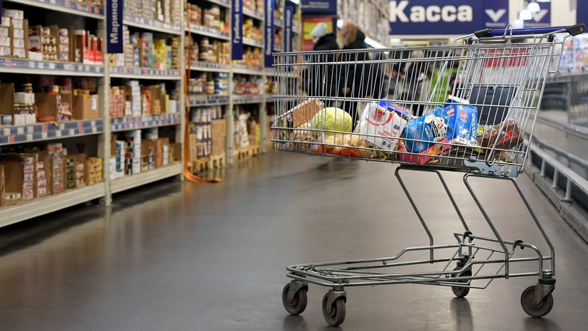 Продуктовый разгон: мировые цены на продовольствие достигли максимума за десять лет