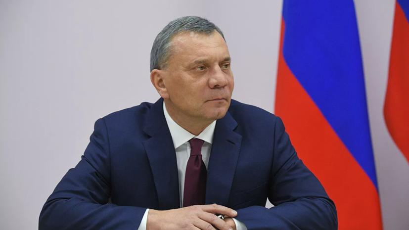 Вице-премьер Борисов встретился с Вучичем