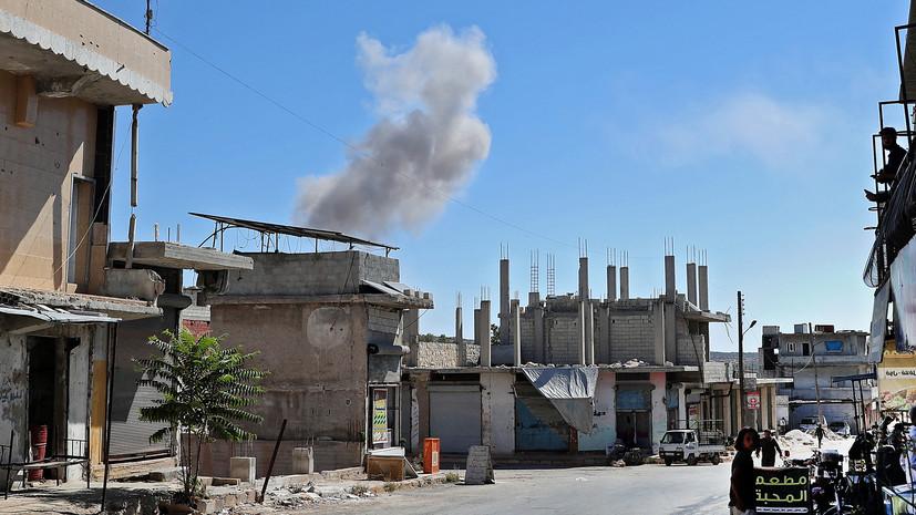 В ЦПВС заявили о планах инсценировки террористами «химической атаки» в САР