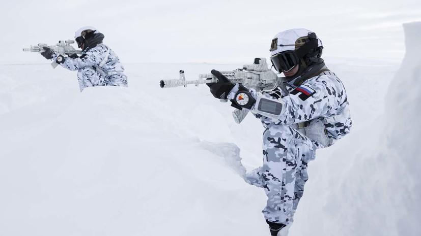 «Последовательное уничтожение»: как БПЛА могут помочь России в борьбе с вражеским морским десантом в Арктике