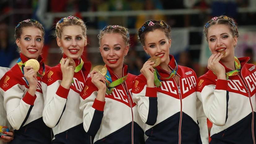 Гимнастка Максимова намерена выступить на Олимпиаде-2024