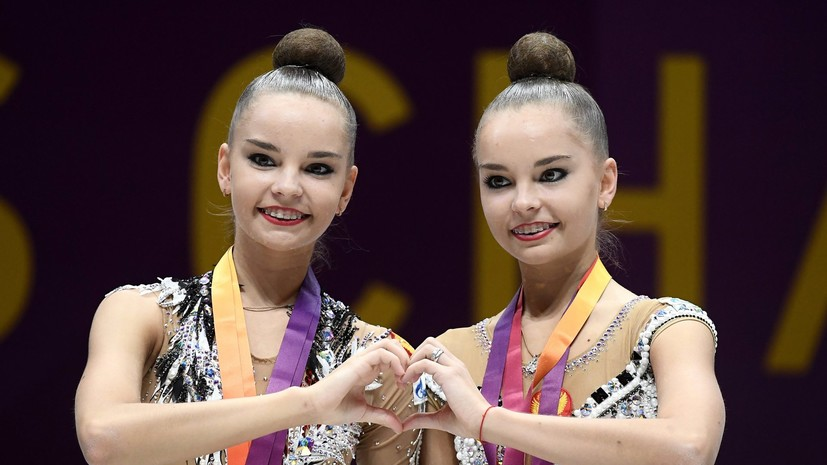 Немов предположил, что сёстры Аверины не будут выступать на Олимпиаде в Париже