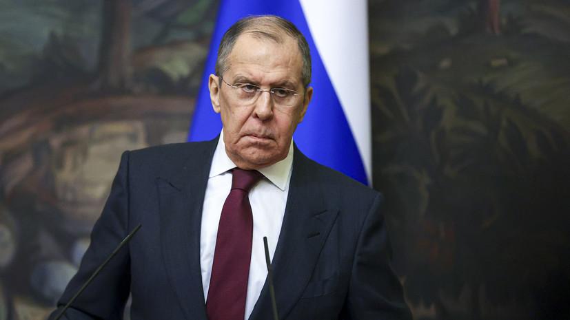 Лавров: США намерены поссорить Россию и Европу в газовом вопросе
