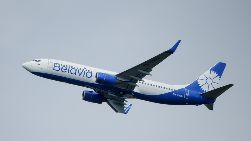 «Белавиа» продлила приостановку рейсов в ряд городов ЕС и Украины
