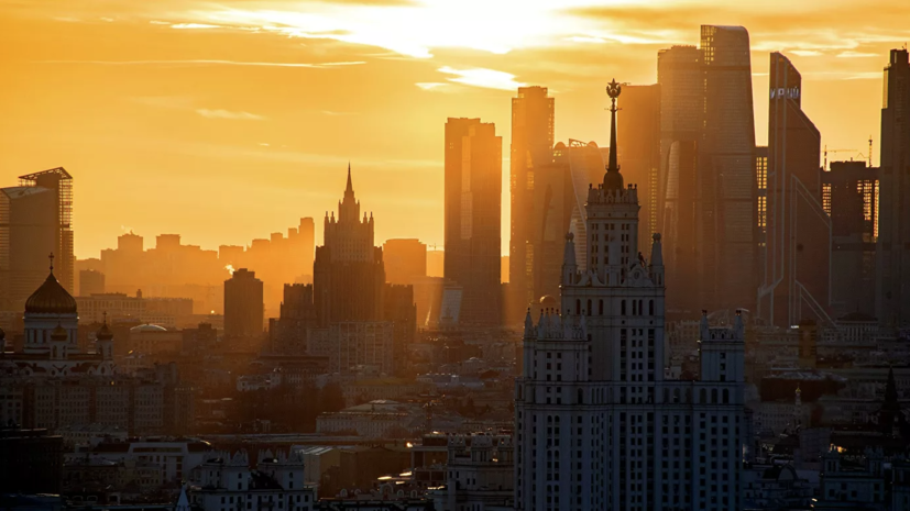 Прогноз погоды в Москве (10.10.2021)