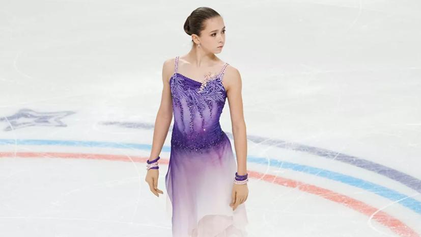 Валиева установила два мировых рекорда на Finlandia Trophy