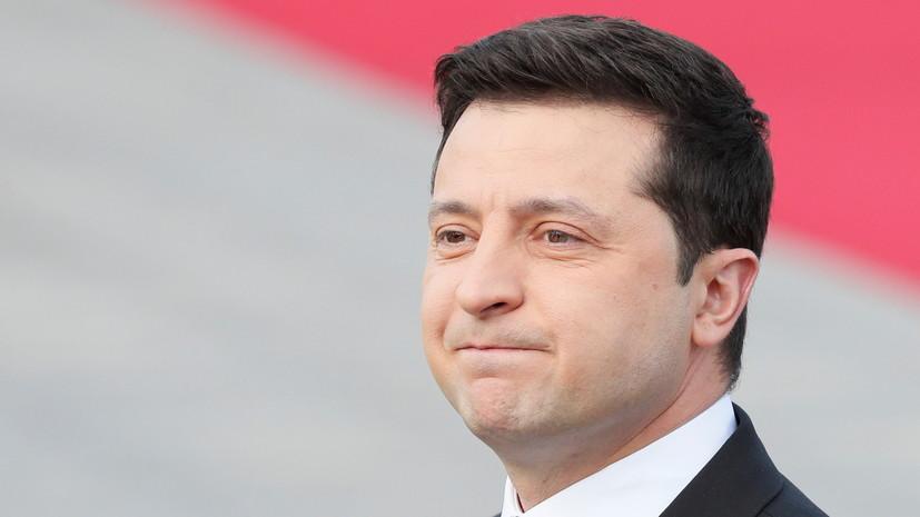 «Очень плохой диагноз»: почему «Европейская солидарность» обвинила Зеленского в организации протестов против Порошенко