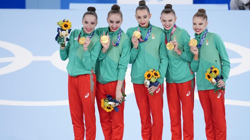 Глава федерации художественной гимнастики Болгарии выступила с заявлением по судейству ОИ