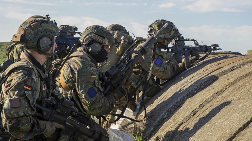 «Подтверждают зависимость от Вашингтона»: почему в Брюсселе связали укрепление обороноспособности ЕС с интересами США