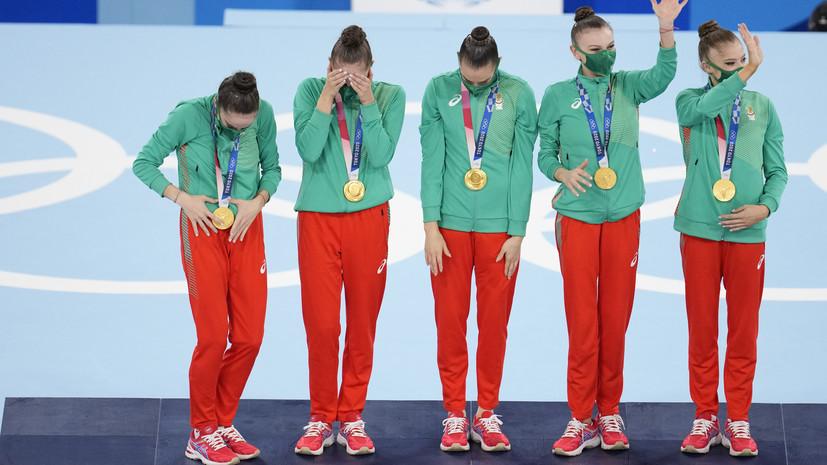 В Госдуме назвали провокацией заявление Болгарии о критике судейства в художественной гимнастике на ОИ
