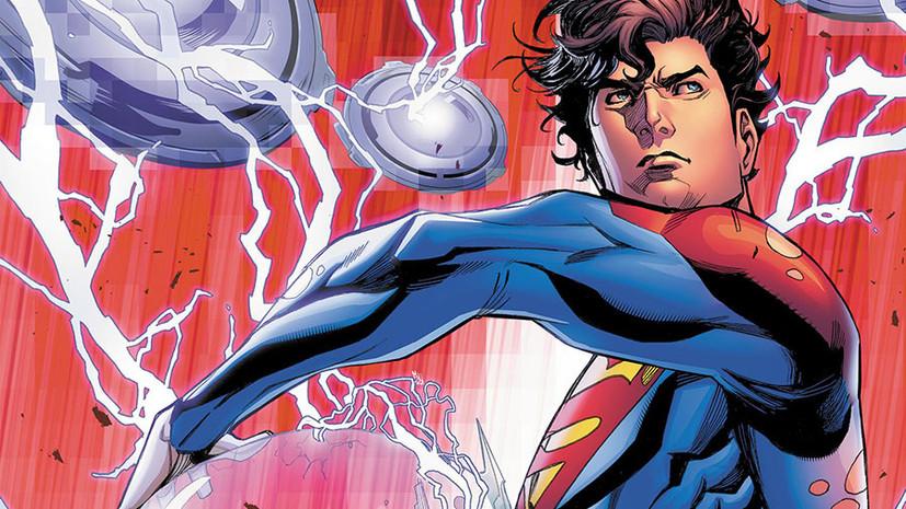 Криптонит XXI века: новый Супермен станет бисексуалом
