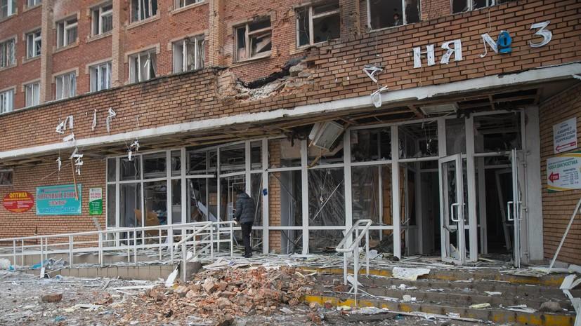 «Те же лозунги и призывы»: как Украина и ЕС пытаются назначить РФ стороной конфликта в Донбассе