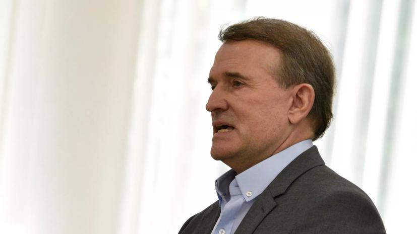 Медведчук рекомендовал Зеленскому вести переговоры с Путиным