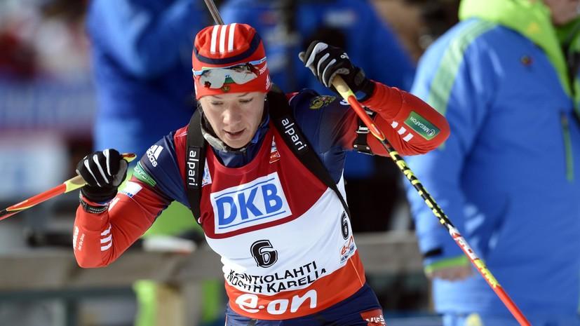 МОК аннулировал результаты Зайцевой на Олимпиаде-2014