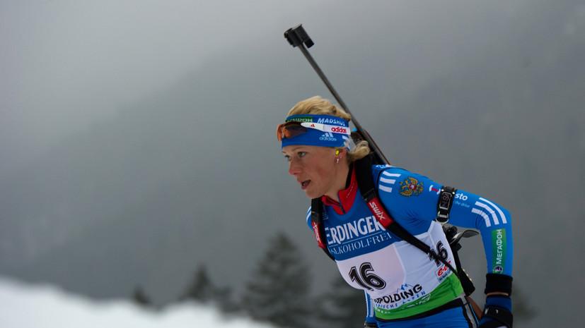 Хованцев считает, что аннулирование результатов биатлонистки Зайцевой коснётся всего российского спорта