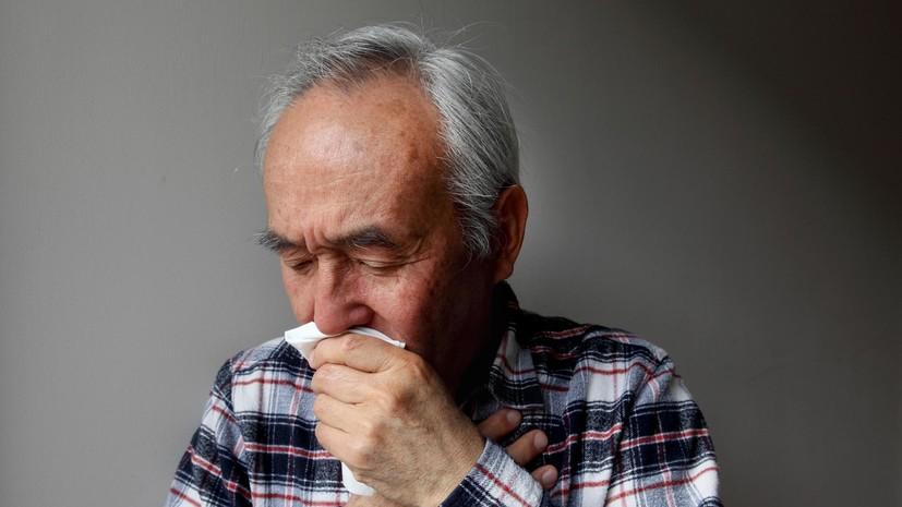 Лор-врач перечислил возможные причины кашля