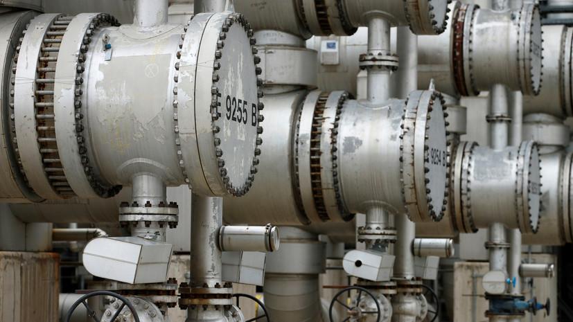 В Институте национальной энергетики прокомментировали ситуацию с ценами на газ в Европе