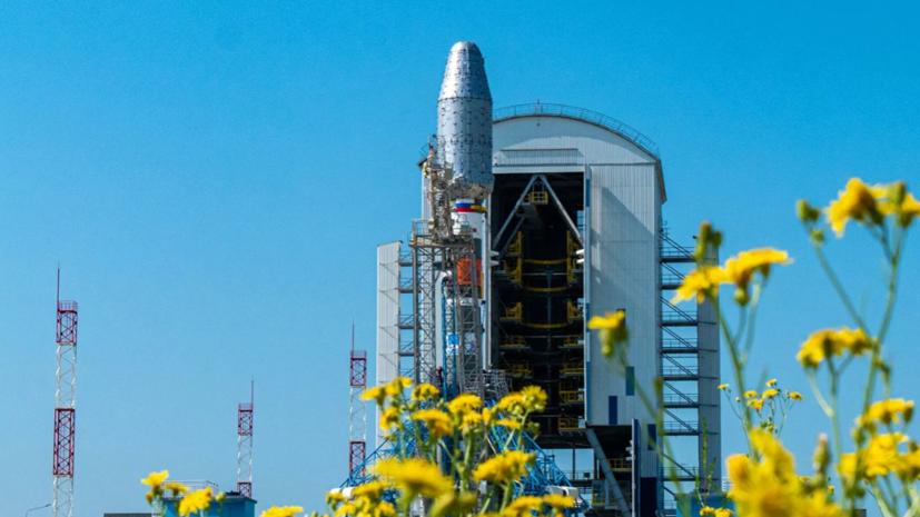 Госкомиссия допустила ракету«Союз» со спутниками OneWeb к пуску с Восточного