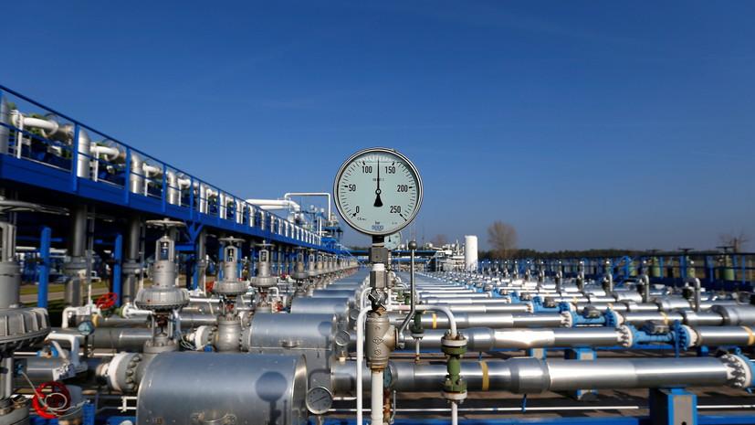Цены на газ в Европе превысили $1150 за тысячу кубометров
