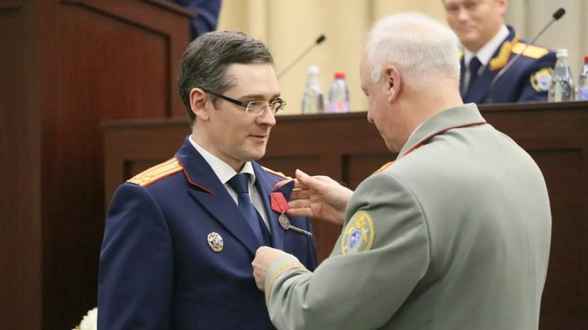 Первым заместителем генпрокурора России назначили Анатолия Разинкина