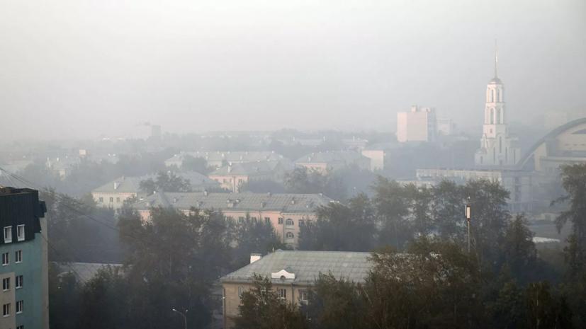 В РПЛ не видят оснований для переноса матча «Урал» — ЦСКА из-за смога в Екатеринбурге