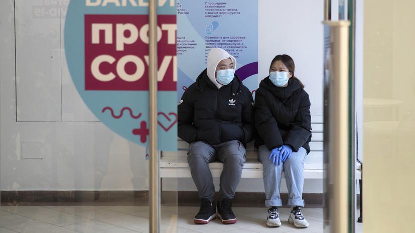 В Татарстане рассказали о темпах вакцинации от COVID-19