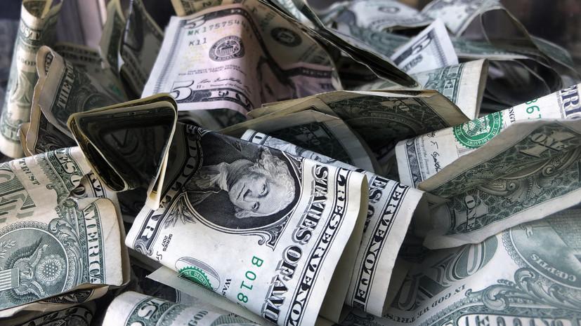 Аналитик Голубовский рассказал о перспективах доллара как резервной валюты