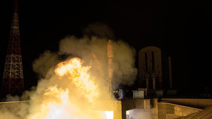 Все запущенные с космодрома Восточный спутники OneWeb вышли на орбиту