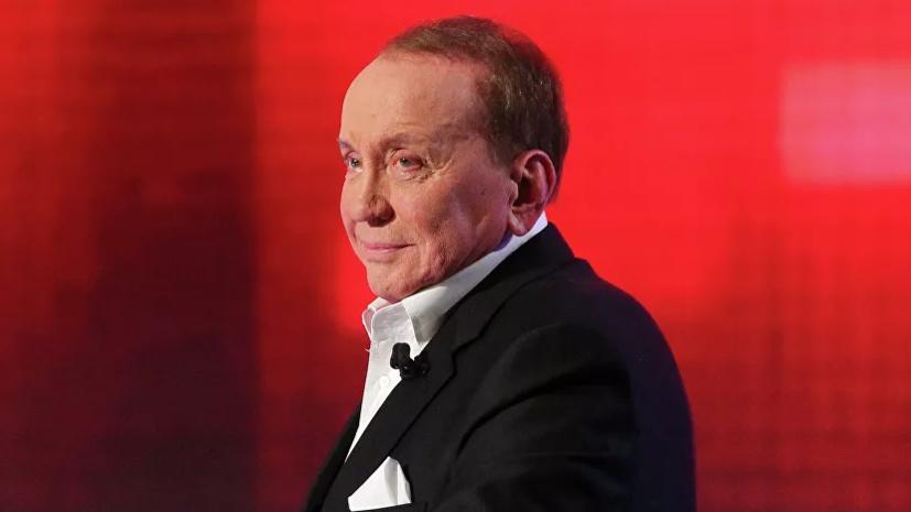 Путин наградил телеведущего Маслякова орденом «За заслуги перед Отечеством» I степени