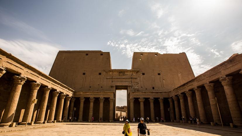 Вице-президент РСТ высказался о снятии в ноябре ограничений на рейсы в курортные города Египта