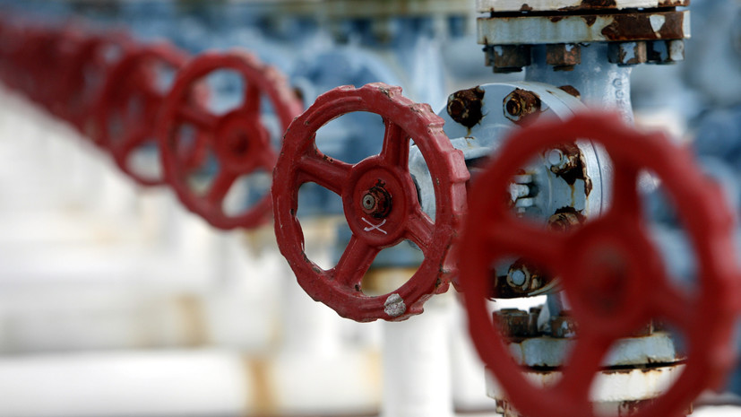 В бундестаге заявили о наличии ряда причин роста цен на газ в Европе