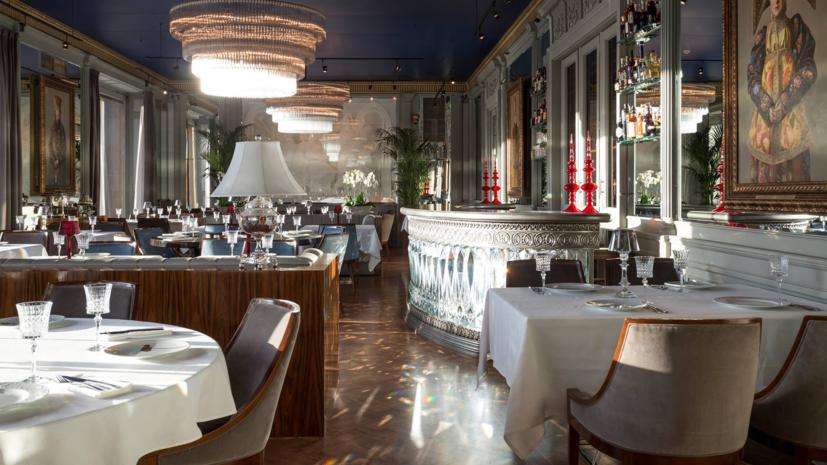 Руководство ресторана «Белуга» прокомментировало получение звезды Michelin